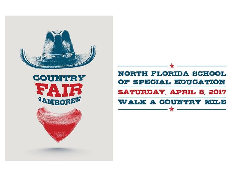 Inaugural Country Fair Jamboree at North Florida School of Special Education