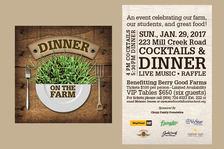 Dinner On The Farm 2017 Featured